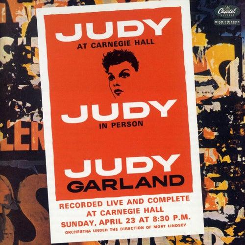 Judy At Carnegie Hall by Judy Garland