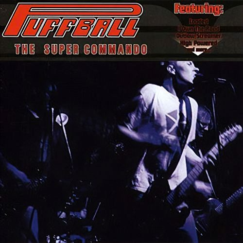 Super Commando by Puffball