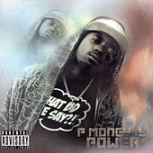 P Money Is Power by Various Artists