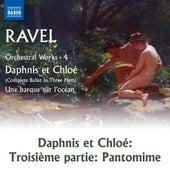 Ravel: Daphnis et Chloé, M. 57, Pt. 3: Pantomime von Lyon National Orchestra