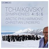 Tchaikovsky: Symphonies Nos. 4, 5 & 6 by Arctic Philharmonic Orchestra