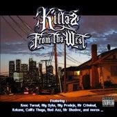 Killaz From Tha West de Various Artists