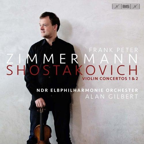Shostakovich: Violin Concertos Nos. 1 & 2 by Frank Peter Zimmermann