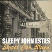 Street Car Blues by Sleepy John Estes