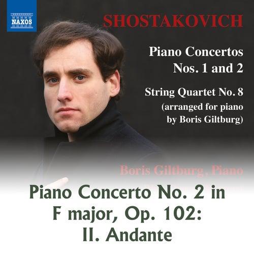 String Quartet No. 8 in C Minor, Op. 110: II. Allegro molto (Arr. B. Giltburg for Piano) von Boris Giltburg