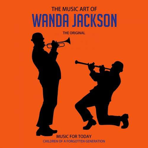 The Music Art of Wanda Jackson (Brilliant Moments) van Wanda Jackson