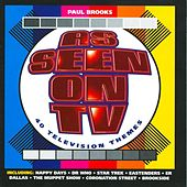 As Seen On TV - 40 Television Themes von Paul Brooks