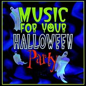 Music For Your Halloween Party by Various Artists