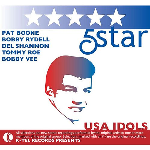 Five Star USA Idols by Various Artists