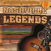 Nashville Legends de Various Artists