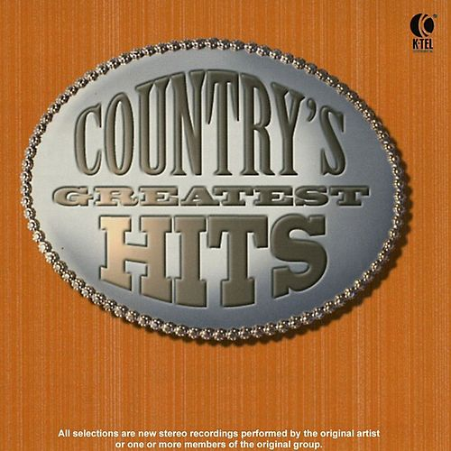 Country's Greatest Hits by Various Artists