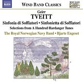 TVEITT, G.: Sinfonia di sofficatori / Sinfonia di Soffiatori / Prinds Christian Frederiks Honnormarch / The Old Mill on the Brook (Engeset) by Bjarte Engeset