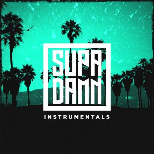 Supadamn Instrumentals by SUPADAMN