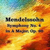 Mendelssohn Symphony No. 4 in A Major, Op. 90 by The St Petra Russian Symphony Orchestra