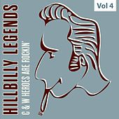 Hillbilly Legends - C & W Heroes Are Rockin', Vol. 4 by Various Artists
