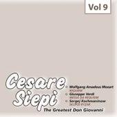 Cesare Siepi - The Greatest Don Giovanni, Vol. 9 de Cesare Siepi