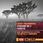 Rachmaninoff: Symphony No. 2 & Vocalise by Radio-Sinfonieorchester Stuttgart des SWR