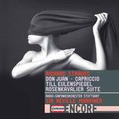 R. Strauss: Orchestral Works by Radio-Sinfonieorchester Stuttgart