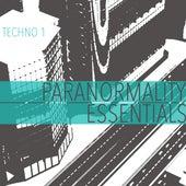 Paranormality Essentials, Techno 1 de Various Artists