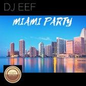 Miami Party de DJ Eef
