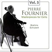 Masterpieces for Cello, Vol. 5 von Pierre Fournier