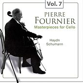Masterpieces for Cello, Vol. 7 von Various Artists