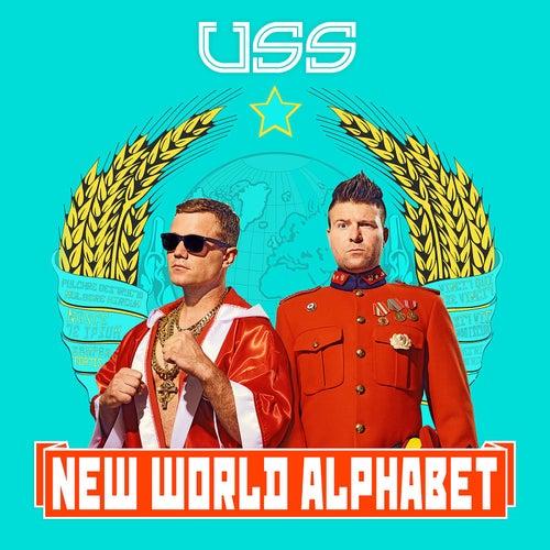 New World Alphabet de USS (Ubiquitous Synergy Seeker)