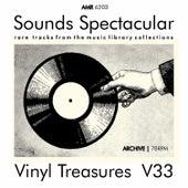 Sounds Spectacular: Vinyl Treasures, Volume 33 von City of Prague Philharmonic
