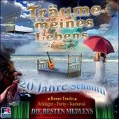 20 Jahre Schmitti, die besten Medleys Schlager Party Karneval (Träume meines Lebens) de Schmitti