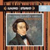 Chopin: Ballades & Scherzos de Arthur Rubinstein