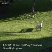 J.S. Bach: The Goldberg Variations, BWV 988 de Diana Boyle