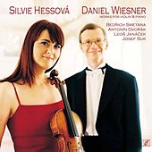 Smetana - Dvořák - Janáček - Suk: Works for Violin and Piano de Silvie Hessova