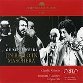 Verdi: Un ballo in maschera (Live) de Various Artists