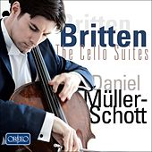 Britten: The Cello Suites by Daniel Müller-Schott