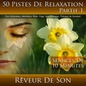 50 Pistes De Relaxation, Pour Relaxation, Méditation, Reiki, Yoga, Spa, Massage, Thérapie de Sommeil Partie 1 (Séances De 10 Minutes) de Rêveur De Son