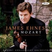 Mozart: Violin Concertos 1-5 by James Ehnes