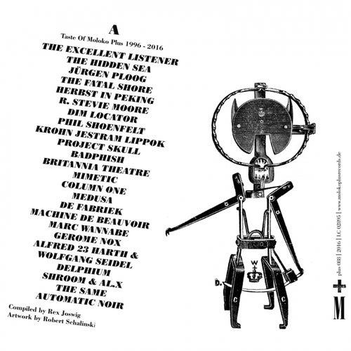A taste of moloko plus (cut ups & methods to survive) de Various Artists
