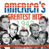 America's Greatest Hits 1942, Vol. 1 de Various Artists