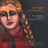 Tsontakis: Mirologhia; Violin Concerto  No. 1; October von Cho Liang Lin (violin) Albany Symphony