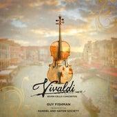 Vivaldi: Cello Concertos by Guy Fishman