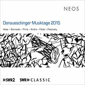 Donaueschinger Musiktage 2015 de Various Artists