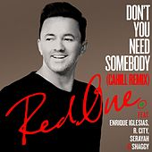 Don't You Need Somebody (feat. Enrique Iglesias, R. City, Serayah & Shaggy) (Cahill Remix) von Red One
