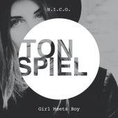 Girl Meets Boy de Nico Sykes