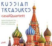 Russian Treasures de Casal Quartett