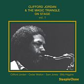 On Stage, Vol. 1 (Live) by Clifford Jordan