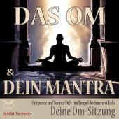 Das Om und dein Mantra - Entspanne und besinne dich - Im Tempel des inneren Glücks - Deine Om-Sitzun von Torsten Abrolat