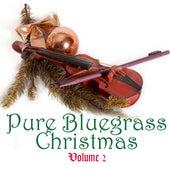 Pure Bluegrass Christmas Volume 2 by Bluegrass Christmas Jamboree