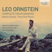 Ornstein: Complete Violin Sonatas by Various Artists