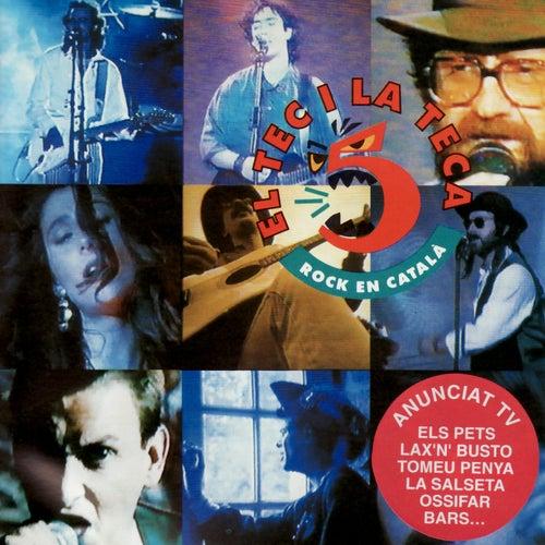El Tec i La Teca Rock En Catalá by Various Artists