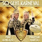So geht Karneval von Almklausi